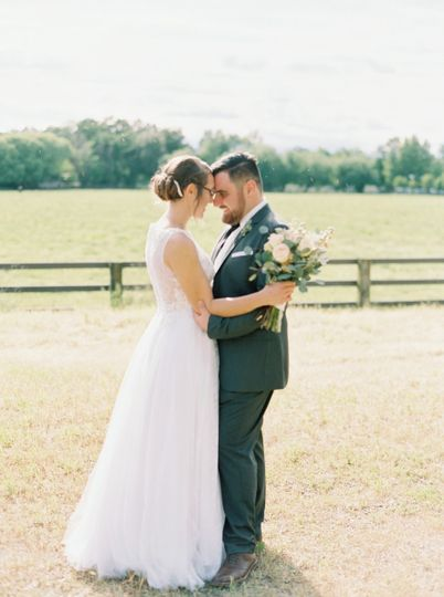 Forehead to forehead (Grace Aston Photography)