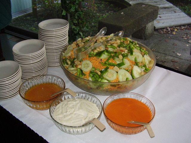 monster salad