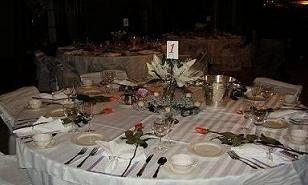 Tmx 1447112922469 Business Card Size 06 Table Set Up At Bryn Du Mans Hebron wedding band