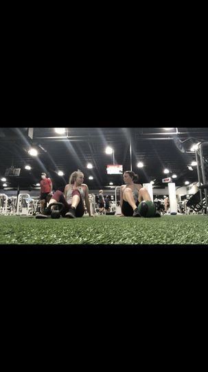 Partner work outs