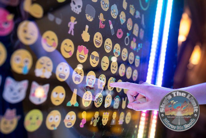 Emoji stamping
