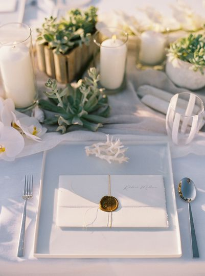 Table setting details 2 EE