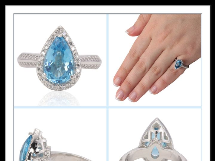 Tmx 1469056379954 Image Los Angeles, CA wedding jewelry