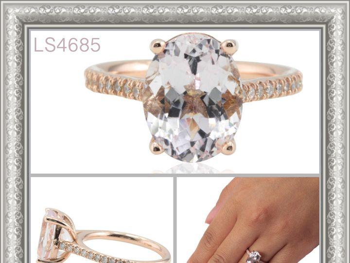 Tmx 1469465930641 Image Los Angeles, CA wedding jewelry