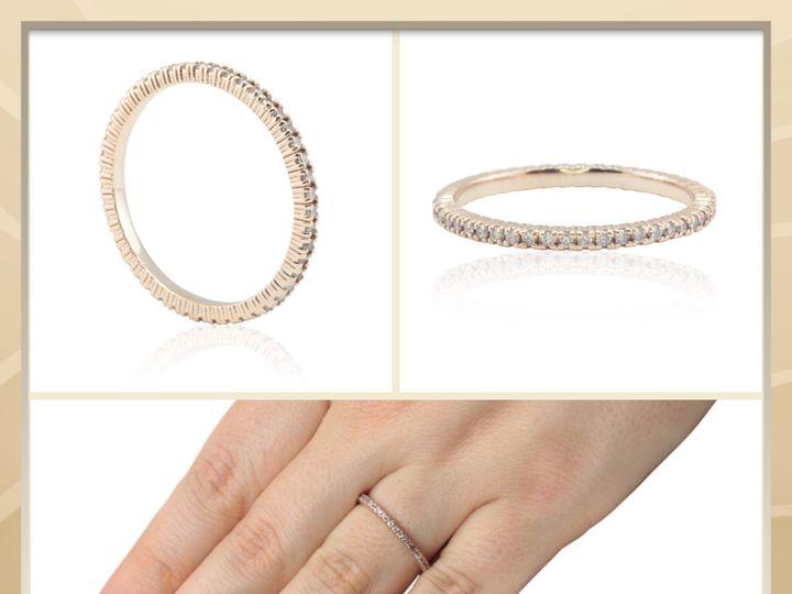 Tmx 1469557400298 Image Los Angeles, CA wedding jewelry