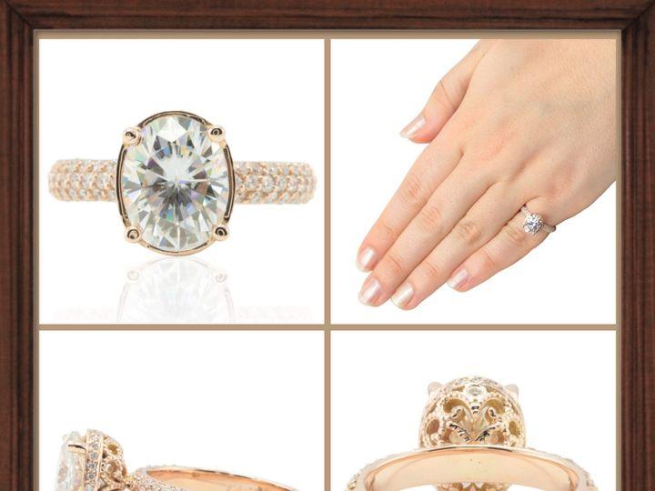 Tmx 1469745523633 Image Los Angeles, CA wedding jewelry