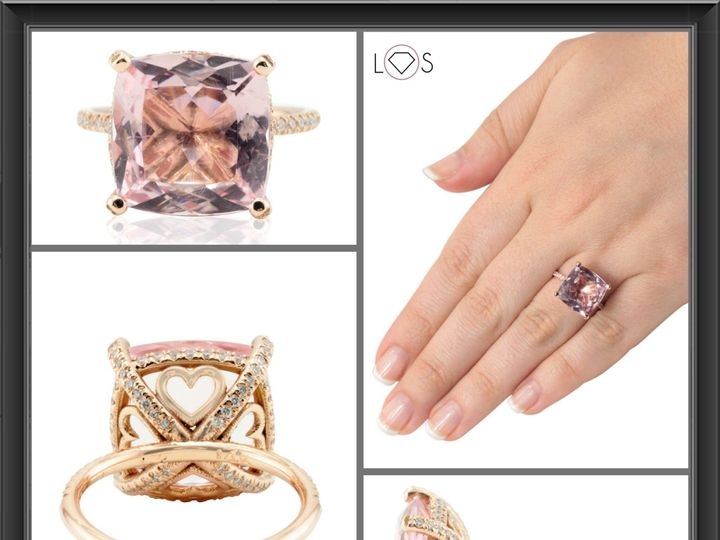 Tmx 1470067915686 Image Los Angeles, CA wedding jewelry