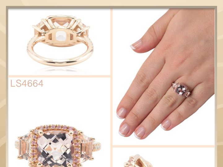 Tmx 1470152710893 Image Los Angeles, CA wedding jewelry