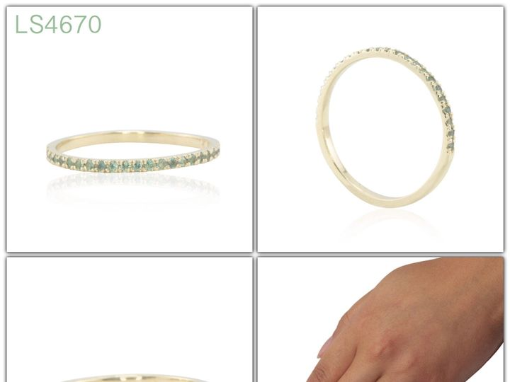 Tmx 1471905214182 Image Los Angeles, CA wedding jewelry