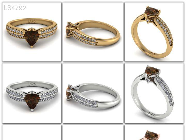 Tmx 1474415561601 Image Los Angeles, CA wedding jewelry