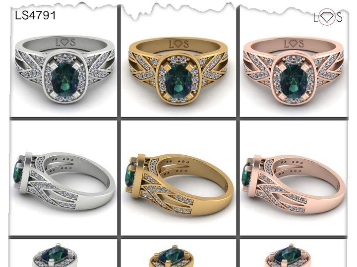 Tmx 1477353173701 Img0447 Los Angeles, CA wedding jewelry