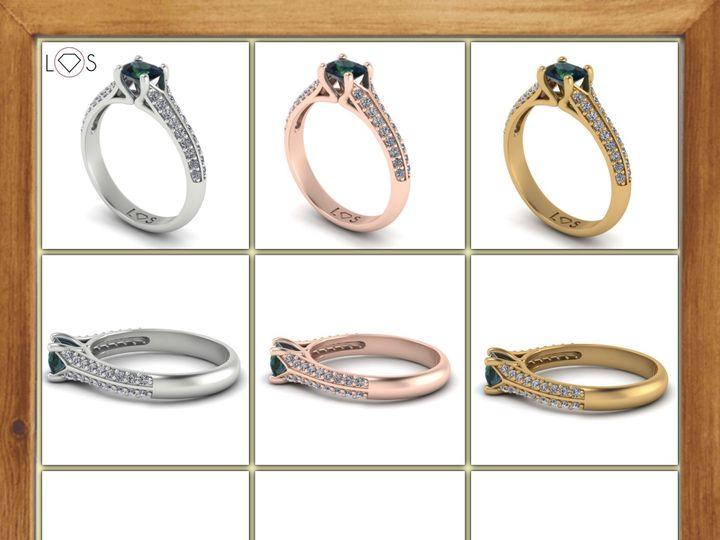 Tmx 1477435830661 Img0463 Los Angeles, CA wedding jewelry