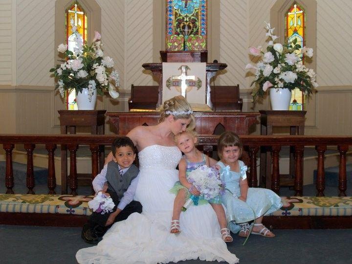Historical Chapel Wedding