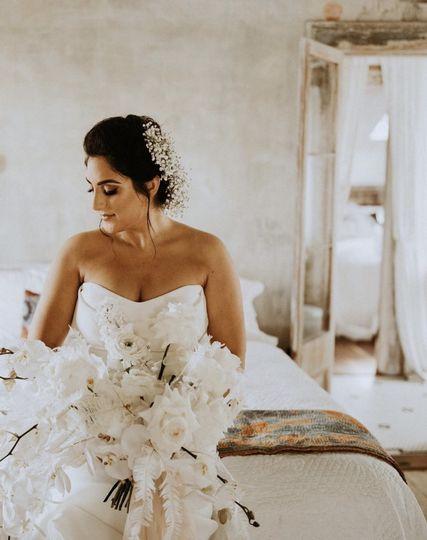 Bridal bronze