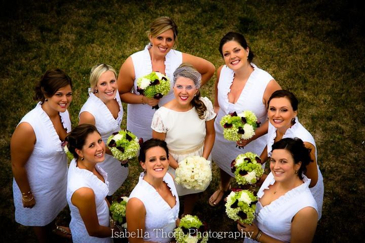 Bridal Party Hair & Makeup by Shakera Leigh Beauty