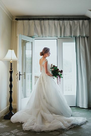 Omni Bedford Springs Wedding