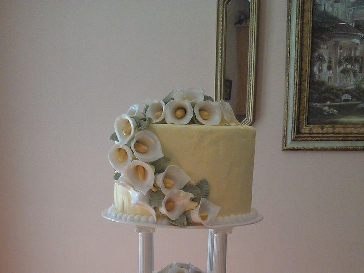 Tmx 1399568590620 12062601 01 Old Town wedding cake