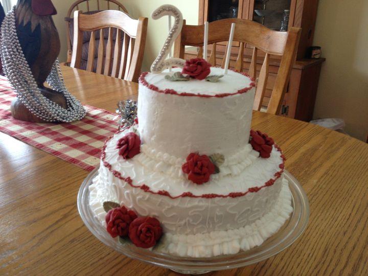 Tmx 1399568674439 Img039 Old Town wedding cake