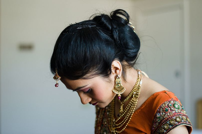 Indian Wedding in Boston, MA.