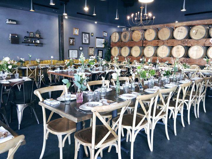 Table Setting - Madera Kitchen