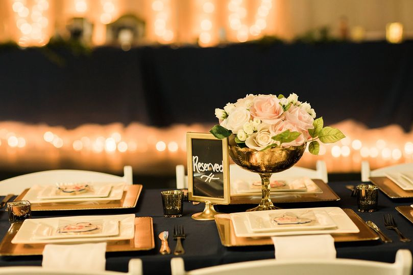 Table setting | Stephanie N Baker Photography