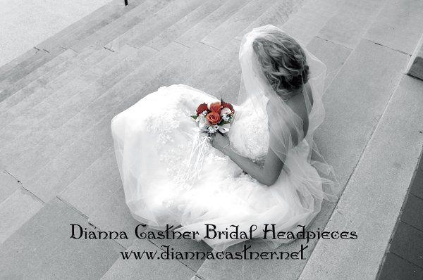 bridal vbridal veil headpieces philadelphia www.diannacastner.net