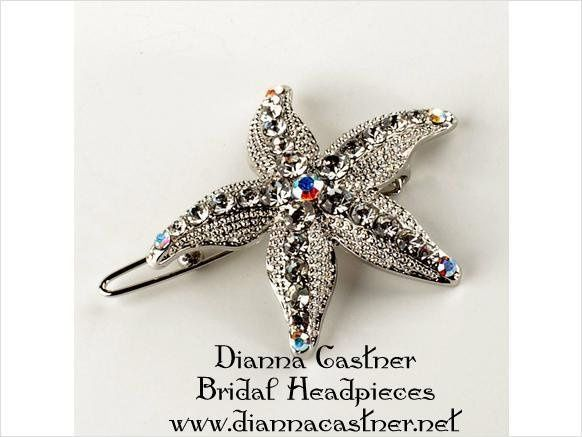 destination wedding headpiece www.diannacastner.net