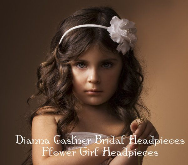 Tmx 1306030271683 Flowergirlheadpiecesphiladelphiadiannacastnerheadpieces.net2 Marlton wedding dress