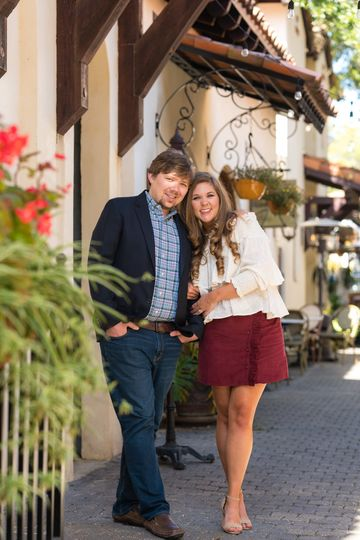 Heather + Josh - Fairhope, AL