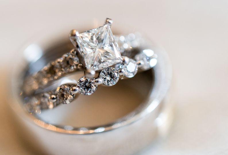 Patrice - Wedding Rings