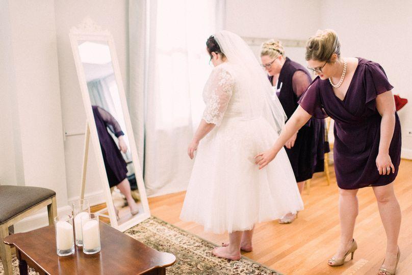 Overhills Mansion Bridal Suite