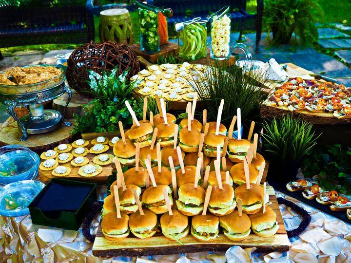Tmx Crab Burgers Parm Crisp With Goat Cheese And Cran Orange Bread 51 1221 Catonsville, MD wedding venue