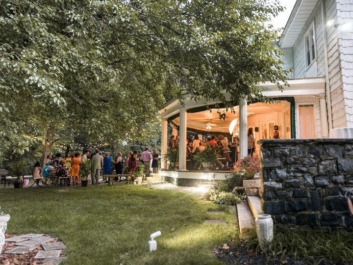 Tmx Upper Veranda With Guests 51 1221 Catonsville, MD wedding venue