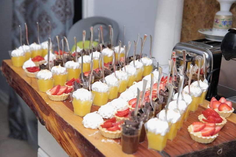 1 presentation Desserts Board
