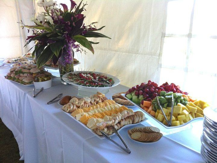 Tmx 1531416036 C347d033ebfa001a 1531416035 Fc681b7d96a64a8d 1531416033672 7 Appetizers On Buff Portland, OR wedding catering