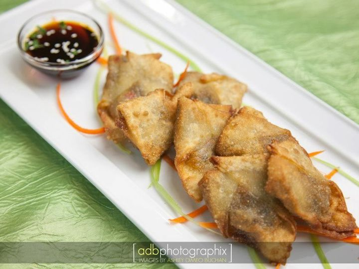 Tmx 1531416112 2b66a9b73a6b64e0 1531416111 0459f2a521c1d298 1531416109468 45 Vegetable Wontons Portland, OR wedding catering