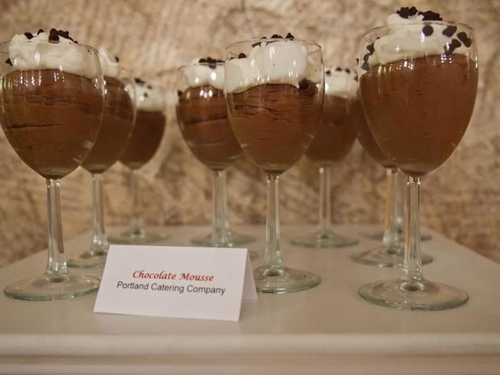 Tmx 1531536039 C663834644d1a797 1531536039 F956267cd8d16aa0 1531536038963 4 Chocolate Mousse Portland, OR wedding catering