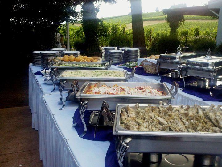 Tmx 1531538553 404ee7cf31a163ae 1531538552 3cd5a24deba5b07e 1531538547833 1 Traditional Buffet Portland, OR wedding catering