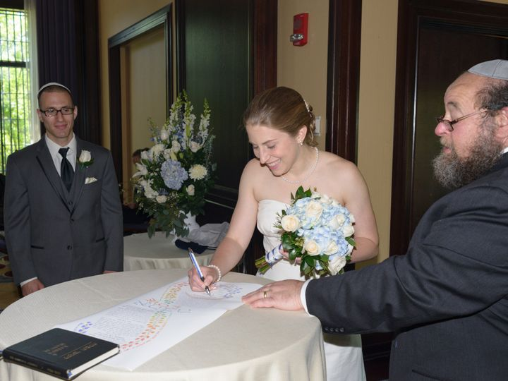 Tmx 1446473357068 Ketubah Signing Framingham wedding officiant