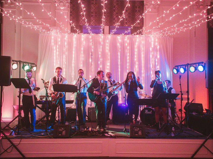 Tmx 1529557273 4d4f1fd41e1d5b30 1501504804473 Sarah And Eric 2505 Philadelphia wedding band