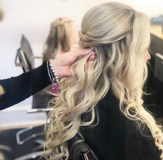 Zazu Bride - Hair