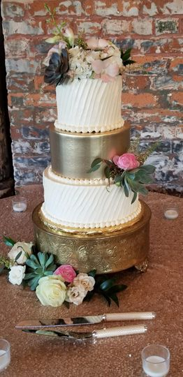 Tampa Wedding Cake