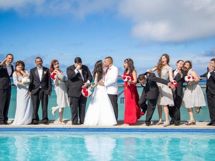 Tmx 1447818469281 Wedding 3 San Juan Water Beach Club Seattle wedding travel