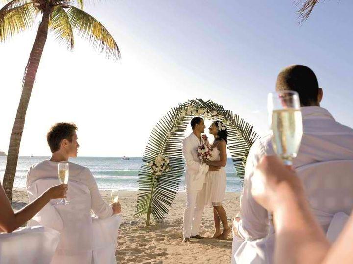 Tmx 1447818489931 Wedding Riu Palace Tropical Bay Seattle wedding travel