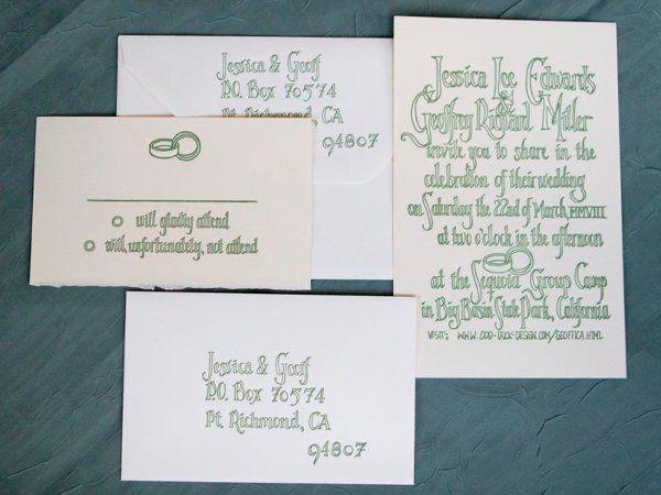 Tmx 1311629906758 Geoffica2 Everson, WA wedding invitation