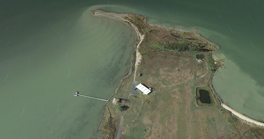Google Earth View waterfront
