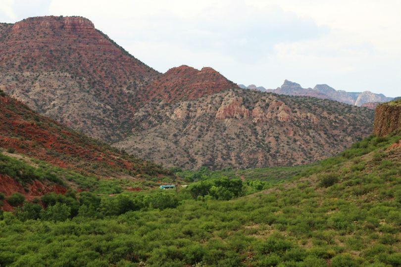 Verde Canyon, springtime