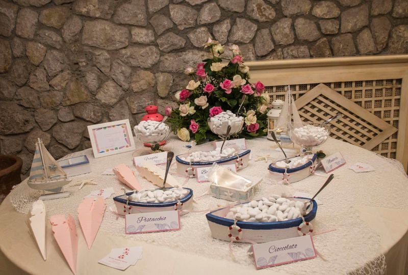 Sweet treat table
