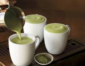 Matcha coffea