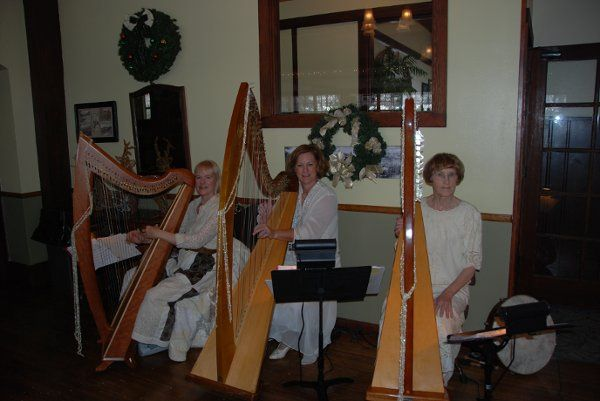 Harps on the Rocks - High Tea